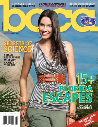 Boca Magazine, Florida