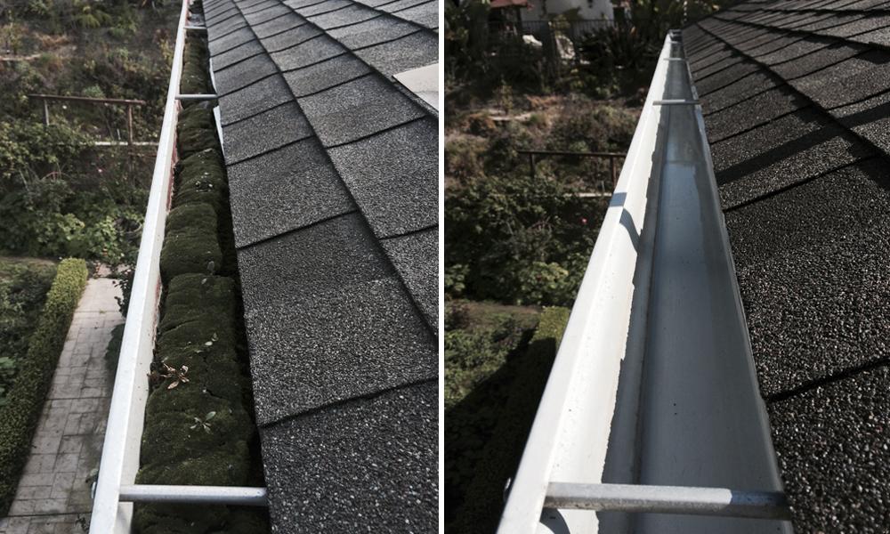 Rain Gutter Cleaning Repair Puretec Property Services