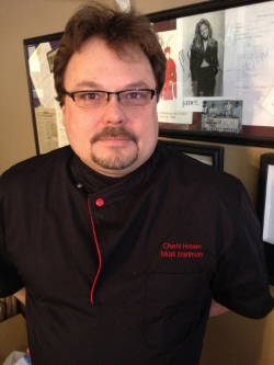 Mark Eastman, Owner and Operator of Chefs' Haven