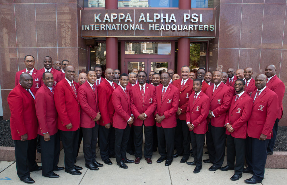 33rd Administration of Kappa Alpha Psi Fraternity, Inc.