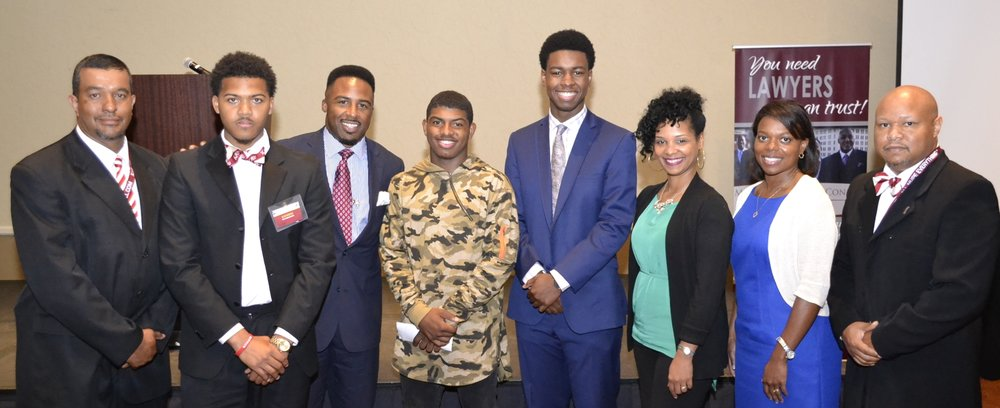STUDENT ACHIEVEMENT LUNCHEON -