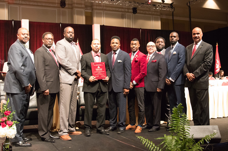 The South Central Province was well represented by monumental achievements at the 83rd Grand Chapter Meeting.