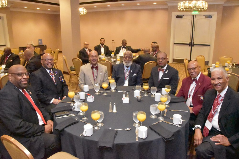 SENIOR KAPPA & LIFE MEMBERSHIP BREAKFAST - 73rd Province Council