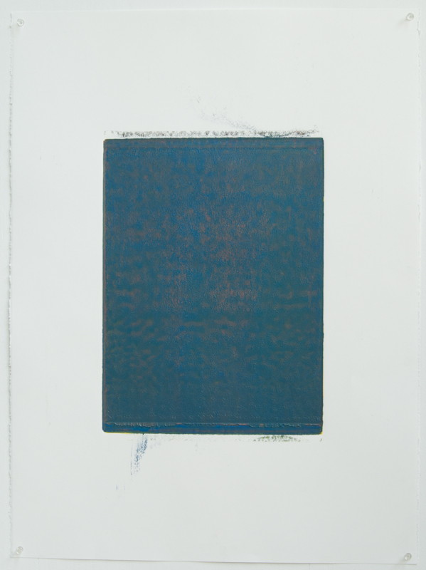 Blue Study No. 1