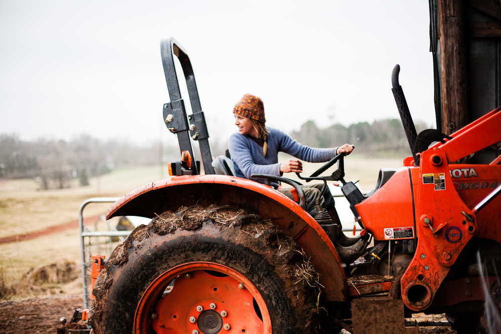 THE FEMALE FARMER PROJECT™