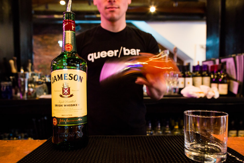 Jameson Whiskey | Queer Bar