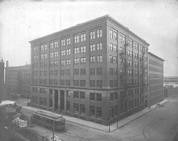 1909 Saint Paul Rubber Company