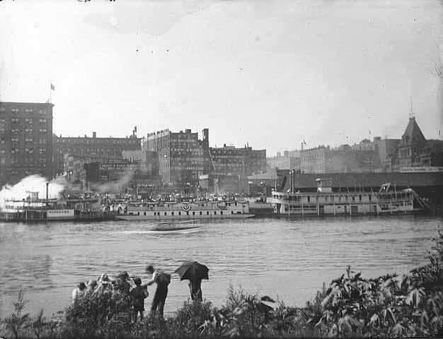 1910 Lower Landing