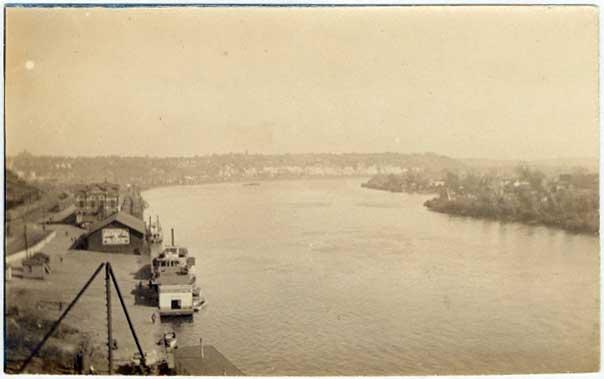 1914 Lower Landing