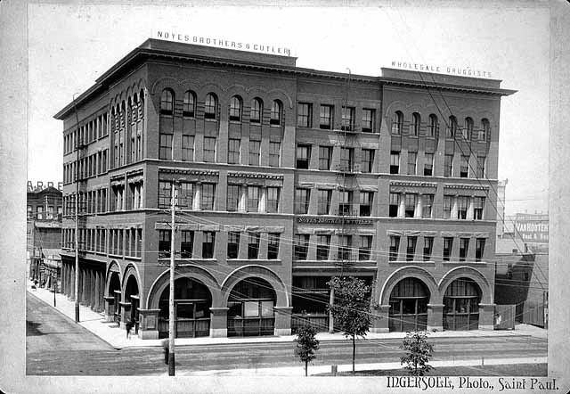 1902 Noyes Brothers and Cutler Wholesale Druggists Building