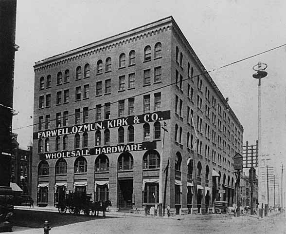1902 Farwell, Ozmun, Kirk & Company, 300-310 Broadway, St. Paul Lowertown.jpg