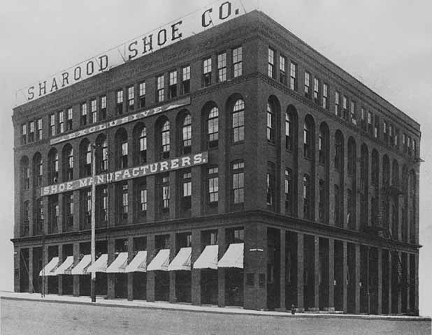 1902 Sharood Shoe Company, Fourth and Broadway Lowertown.jpg