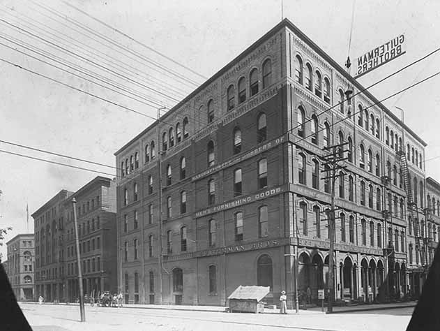 1909 Guiterman Brothers, 346-362 Sibley Lowertown.jpg