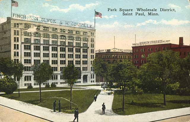 1915 Park Square in the wholesale district Lowertown.jpg
