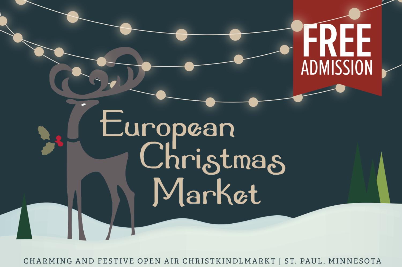 St  Paul European Christmas Market