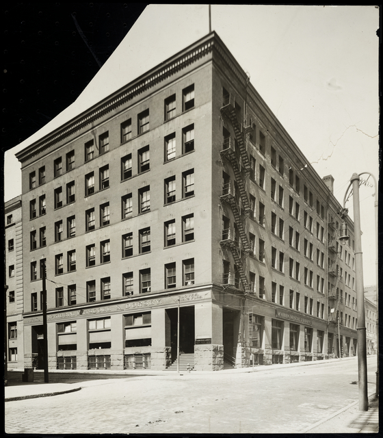 Tighe Building 1926