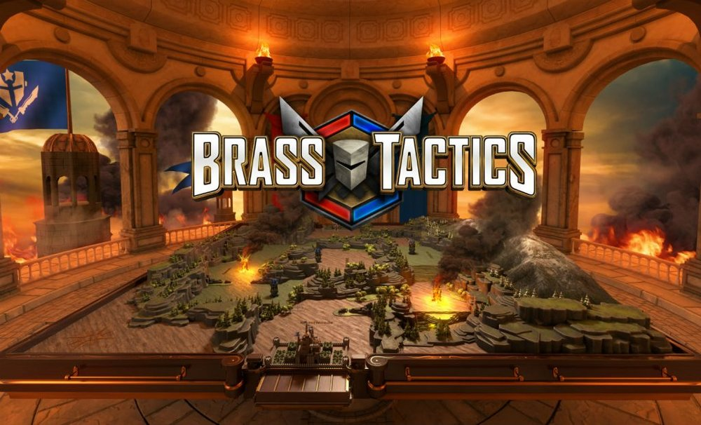 Brass Tactics - Sound Design & VR Audio Implementation