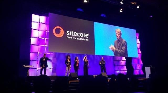 Corporate event for Sitecore in Barcelona, Spain.