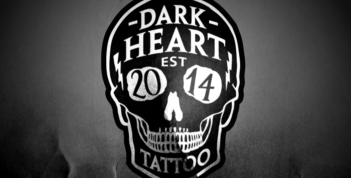 Dark Heart Tattoo