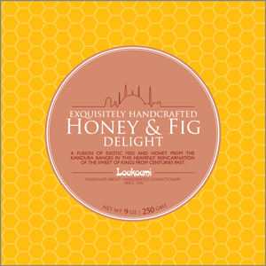 Honey and Fig   250 gram pack of one of the oldest recorded flavour mixes - Blue Borage honey from the Awatere Valley in the Kaikoura ranges and semi dried figs. A subtle combination but one that brings with it texture from the figs, especially the crunchy burst of distinctive fig flavour when you bite on the seeds.   Buy online  /  Find stockist