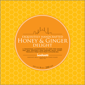 Honey and Ginger 250 gram pack of a very early flavour combination. Blue Borage honey imparts a distinctive taste complimented with the lingering sharpness of fresh ground ginger. Despite ginger not being grown in the area where Turkish Delight originated, you have to imagine it was an expensive and prized addition to food as it had been brought on the overland trade route from Asia. Buy online   /   Find stockist