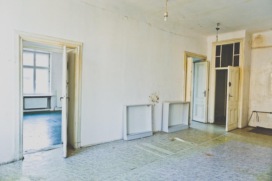 Atelier Zuo Corp. kilka dni przed remontem, fot. Artur Cieślakowski dla Do You Know Fashion