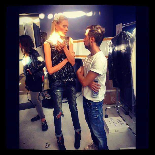 1. Anja Anthony Vaccarello backstage.jpg