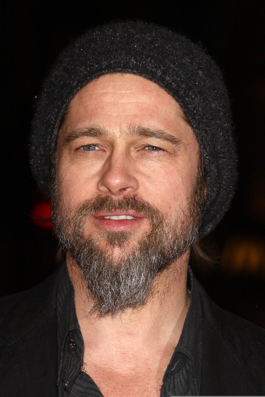 Brad Pitt często eksperymentuje ze swoim wyglądem. Fot. Getty Images/Flash Press Media