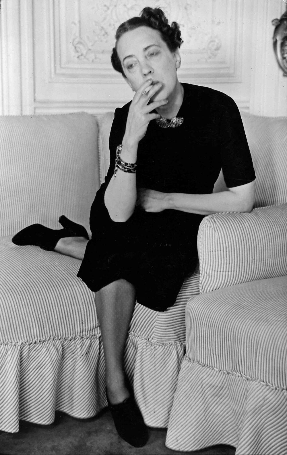 Elsa Schiaparelli/fot. Time & Life Pictures/Getty Images/Flash Press Media