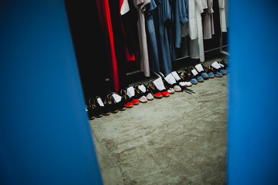 Backstage pokazu Illuminate SS 2014/              fot. Artur Cieślakowski dla Do You Know Fashion