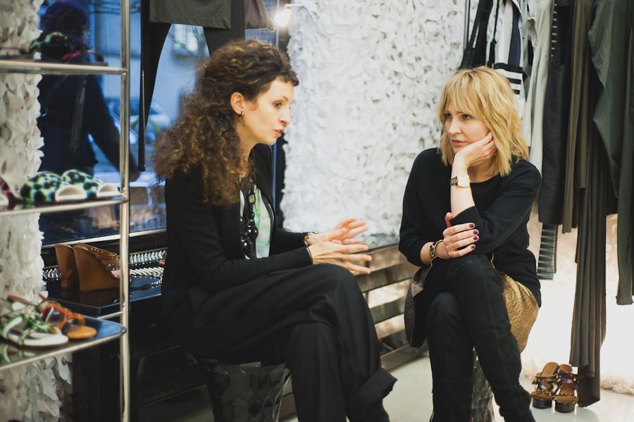 Dominika Nowak i AnnaPuślecka/fot. Artur Cieślakowski dla Do You Know Fashion