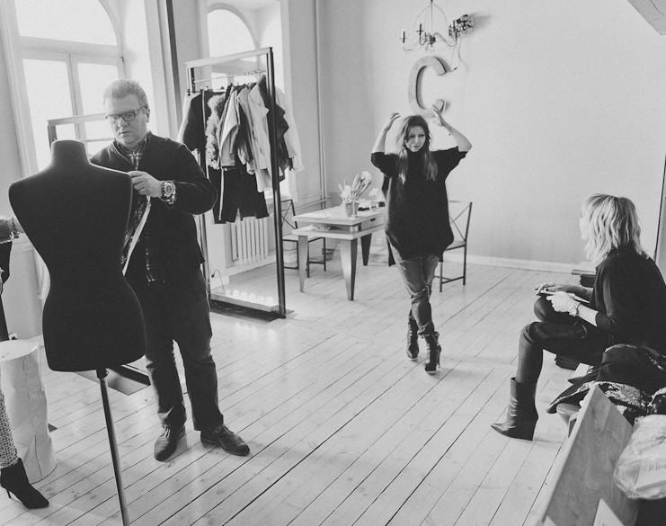 Rafał Michalak, Ilona Majer i Anna Anna Puślecka/fot. Artur Cieślakowski dla Do You Know Fashion
