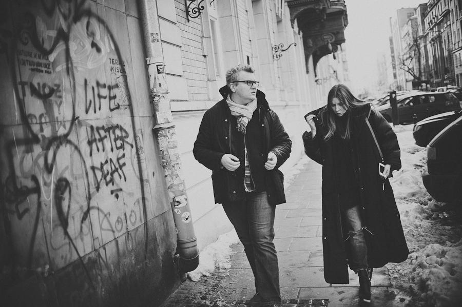 Rafał Michalak i Ilona Majer - MMC/fot. Artur Cieślakowski dla Do You Know Fashion