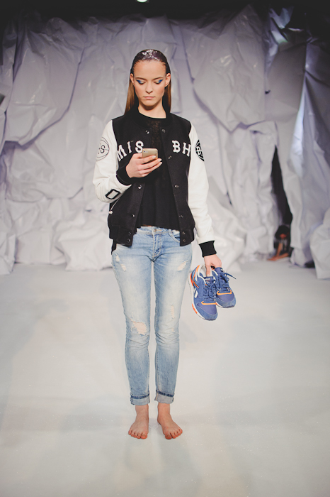 Zuzanna Kołodziejczyk z D'Vision/fot. Artur Cieślakowski dla Do You Know Fashion