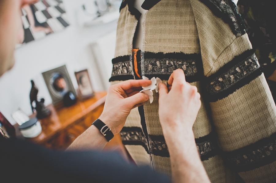 Konkursowa kurtka bomber/fot. Artur Cieślakowski dla Do You Know Fashion