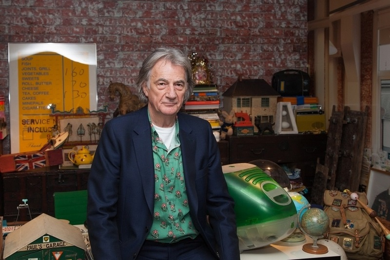 Paul Smith, projektant/mat. prasowe Design Museum London/fot. Luke Hayes