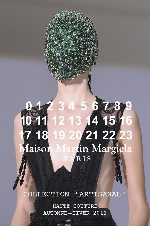 Mat. promocyjne Maison Martin Margiela