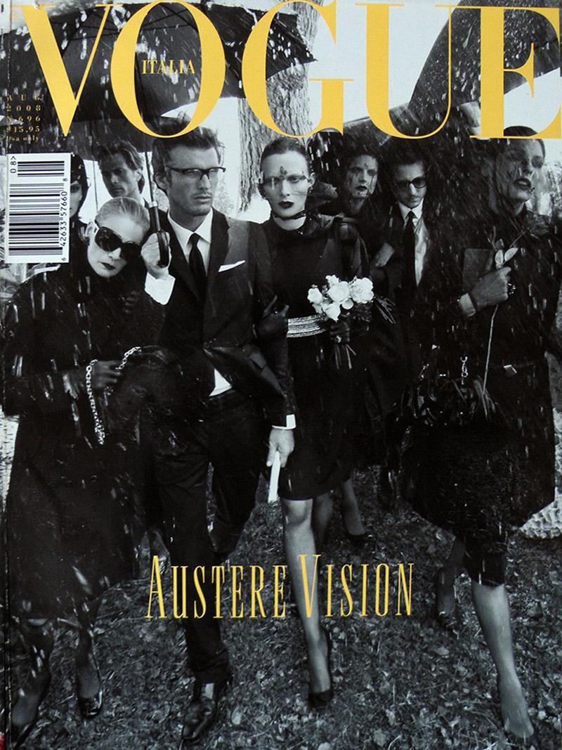 Steven Meisel dla Vogue Italia/mat. prasowe/Vogue Italia
