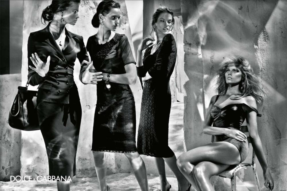 Dolce&Gabbana wiosna-lato 2013/mat. promocyjne  Dolce&Gabbana