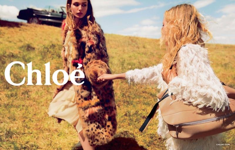 Chloe jesień-zima 2014/2015/mat. promocyjne Chloe