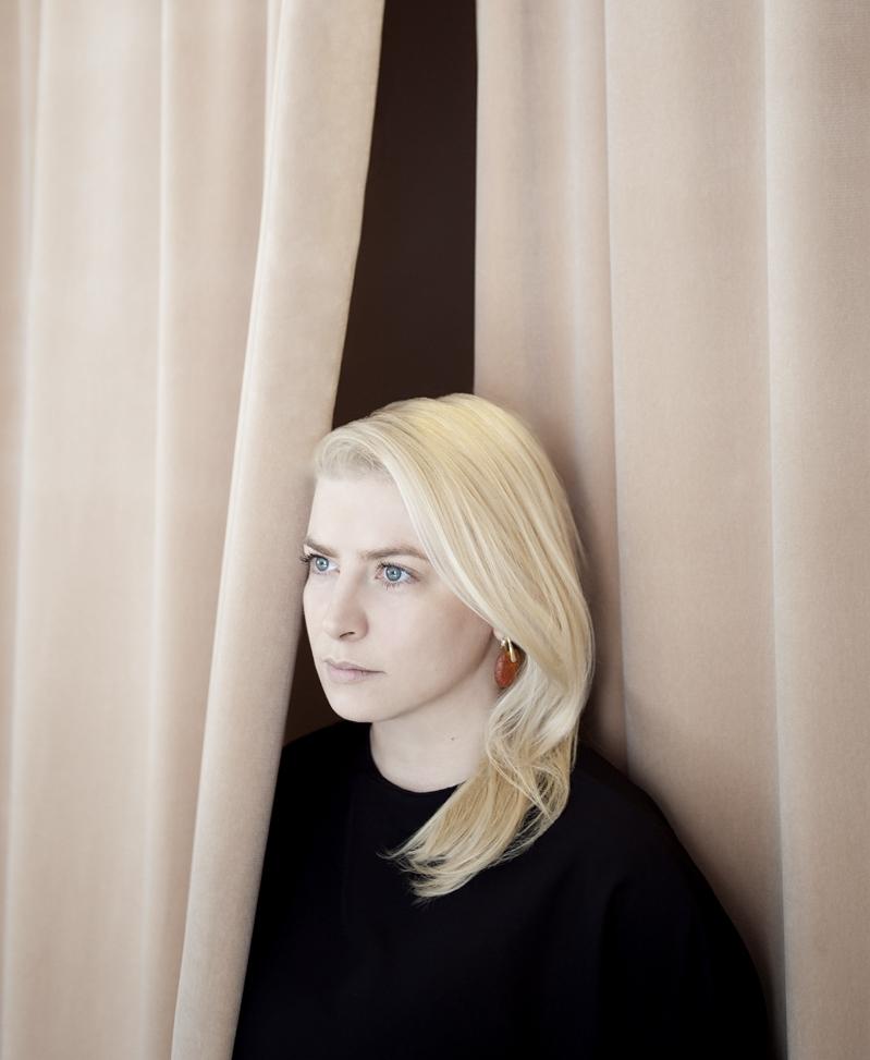Ania Kuczyńska, projektantka mody/fot. materiały prasowe Ania Kuczyńska