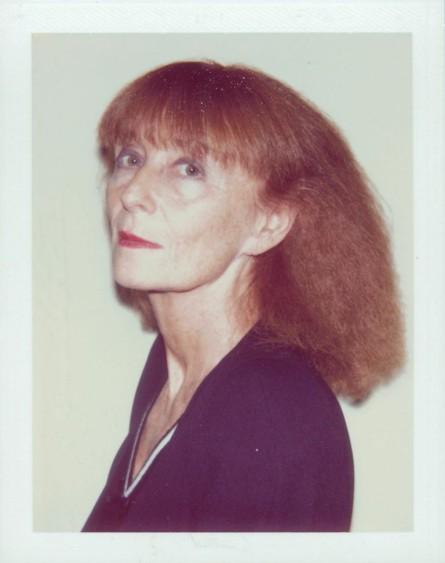 fot. Andy Warhol, Sonia Rykiel/mat. promocyjne Christie's London
