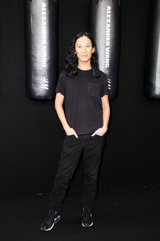 Alexander Wang, projektant mody/mat. prasowe H&M