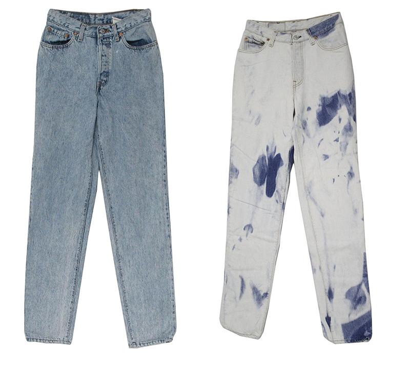 Levi's 501 jeans/mat. promocyjneLevi's