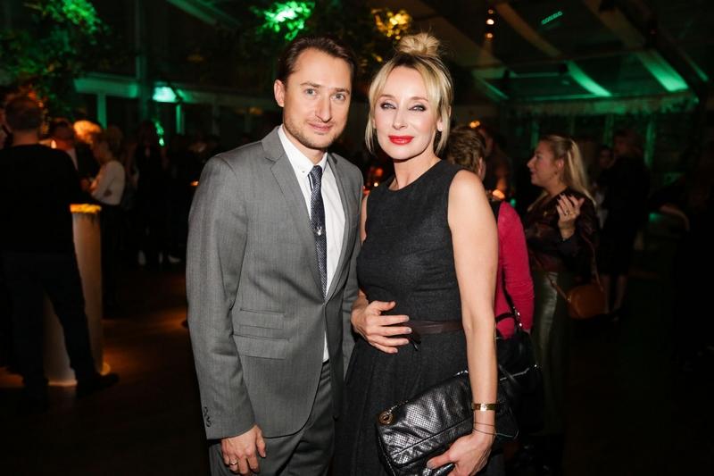 Mateusz Madelski i Dorota Williams/mat. prasowe YES
