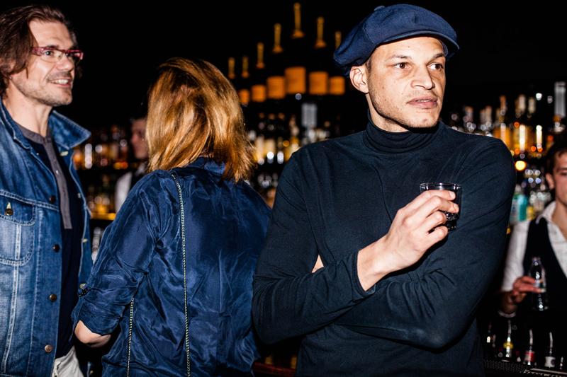 Oscar Maya, na drugim planie Szymon Kukanow/fot.Eliza Krakówka dla DYKF