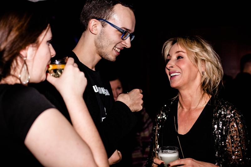 Michał MIsiorek i Dorota Williams/fot. Eliza Krakówka dla DYKF