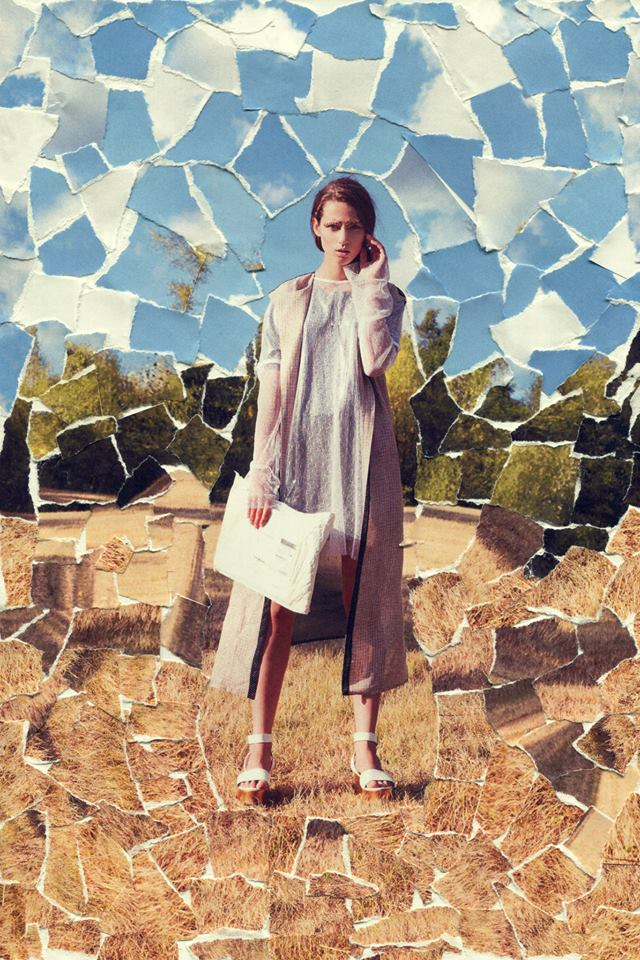 Gypsy Puzzle wiosna-lato 2014/mat. prasowe Jolie Su