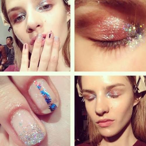 Make up and nails - ICB NY