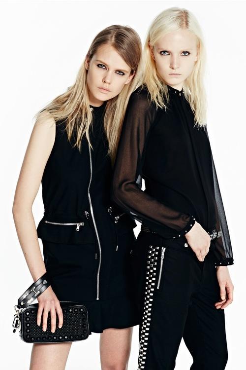 Maja Salamon (po prawej)/D'Vision dla Black Gold Diesel 2014